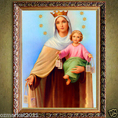 Catholic Church Portrait Jesus Christian Blessed Simple Art Home Decoration J