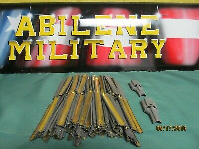 223  5.56 Stripper Clips & 4 Chargers 500 Plus Rusty Clean Them Up And Save
