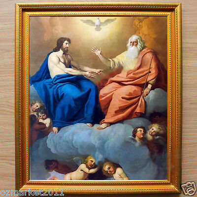 Catholic Church Portrait Jesus Christian Blessed Holy Simple Home Decoration T