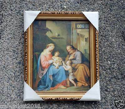 Catholic Church Portrait Jesus Christian Blessed Holy Beautiful Frame Decoration