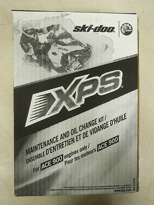 Ski-Doo XPS Maintance and Oil change kit ACE900 415129866