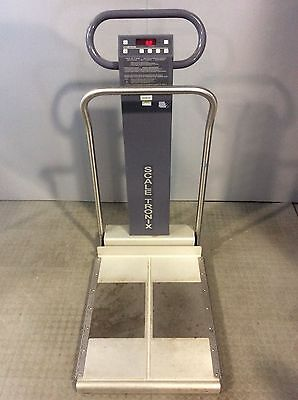 Scale-Tronix 6002 Wheelchair Scale