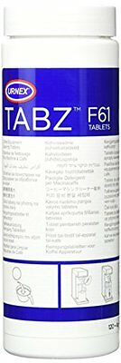 Urnex Tabz Coffee Brewer Cleaning Tablets 120 Tablets New Free Shipping