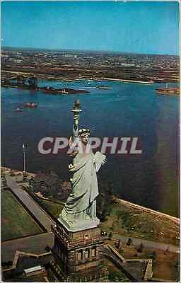 CPA The Statue of Liberty on Bedloes Island in New York Harbor