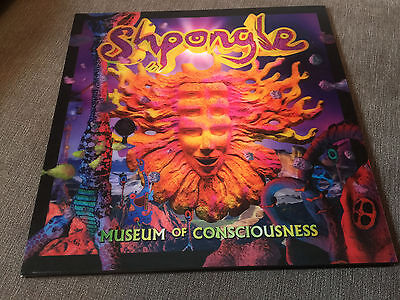 "Shpongle ‎– Museum Of Consciousness 2x12"" Twisted Records ‎– TWSLP45 GOA TRANCE"