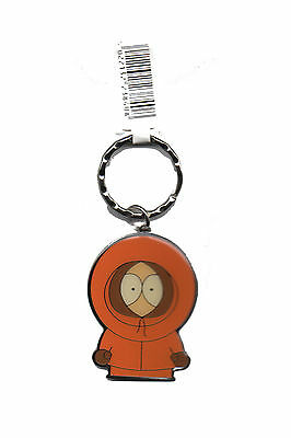 New South Park Keychain Keyring Comedy Central Kenny McCormick (2 x 1,5 inches)