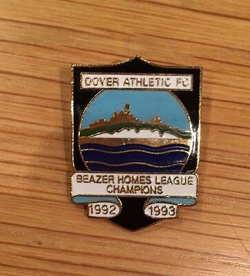 Dover Athletic FC, Badge