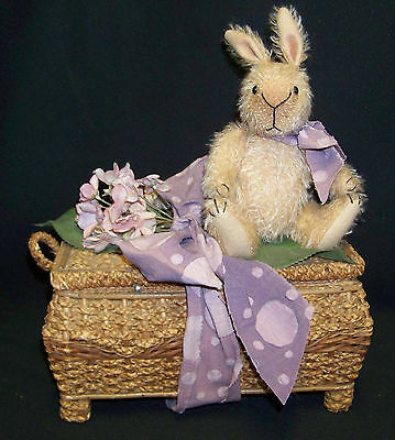 """""""eastertide"""" By Cindy Mcguire For China Cupboard Bears"""