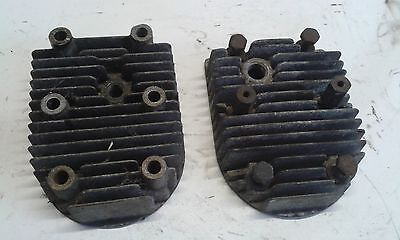 Villiers Mk 25 Cylinder Head/rotavator/waterpump/stationary Engine