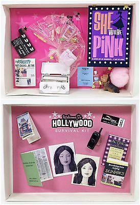 Barbie 2006 Convention Accessory Set She Wore Pink & Welcome To Hollywood Nrfb