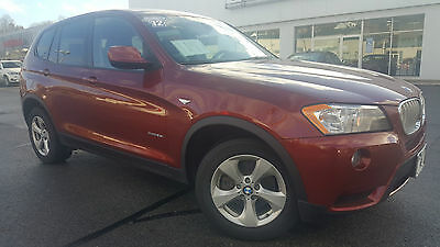 2012 BMW X3 All Wheel Drive Heated Front Seat Carfax Certified 2012 BMW X3 xDrive28i 3.0L I6 All Wheel Drive Heated Front Seat Carfax