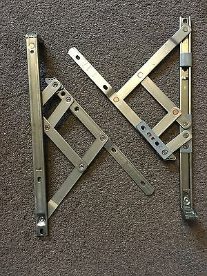 Securistyle Restricted Rectrictor Safety Window Hinges Friction Stay For Upvc