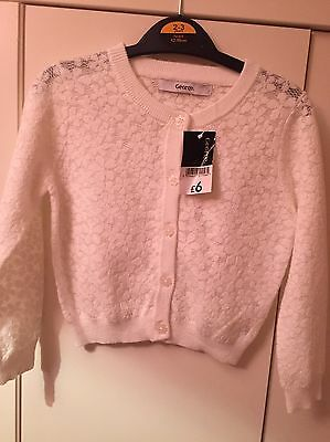 Girls Cardigan 2-3yrs Bnwt