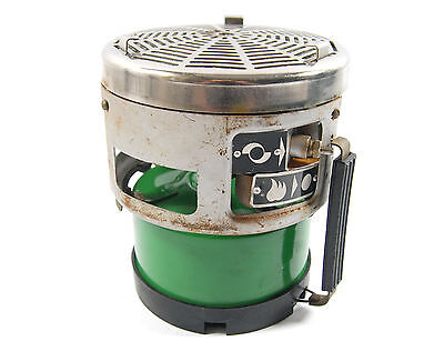Rare Vintage 1988 Camping Fuel Stove Heater Everest Catalyt Soviet Russian Ussr