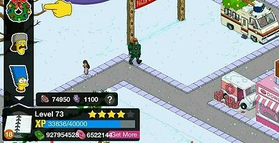The Simpson's Tapped Out 1million donuts