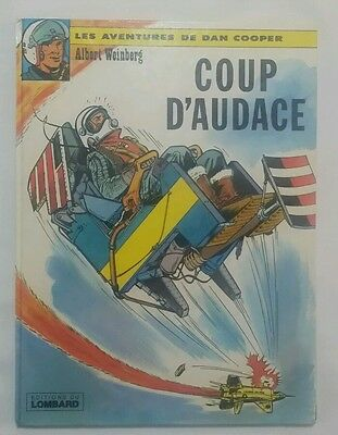 BD - Dan Cooper 6 Coup d'audace / WEINBERG / LOMBARD