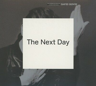 David Bowie - The Next Day, 1 Audio-CD (Deluxe Edition Digipack)