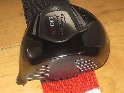 Titleist 910D2 9.5 Degrees Head and Headcover