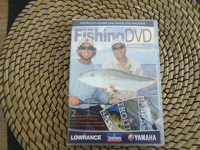 the fishing dvd number 12   2 hours of fishing action salt and freshwater