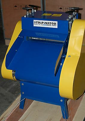 STRiPiNATOR ® Wire Stripping Machine Model 930 Copper Recycling Wire Stripper