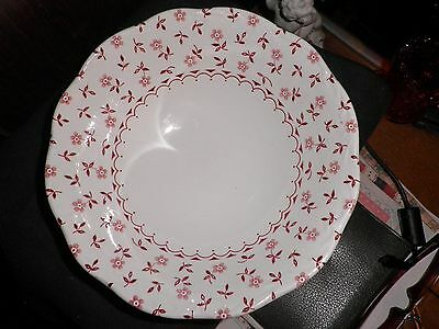 J & G Meakin   Dessert/small Cereal  Bowl  6 1/4''  Made In England Cornflower