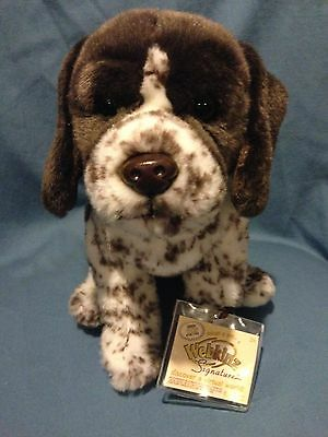 Webkinz Signature German Short Haired Pointer  ~NWT ~No Longer Made~  Free ship