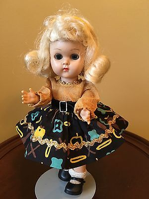 Vintage Vogue MLW Ginny Doll Tagged Outfit