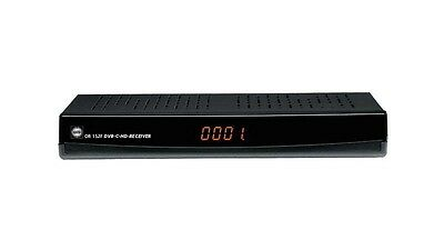 Wisi OR 152 F DVB-C HD Kabelreceiver PVR ready USB HDD