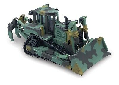 CATERPILLAR D8R SERIES ll MILITARY BULLDOZER SCALE 1/50 DIECAST NORSCOT