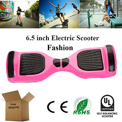 Top Quality Electric E scooter Self Balancing Board Balance Scooter Cool Toy UK