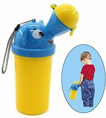 Foryee Portable Baby Toilet Potty For Camping Car Travel And Kid Potty Pee - -