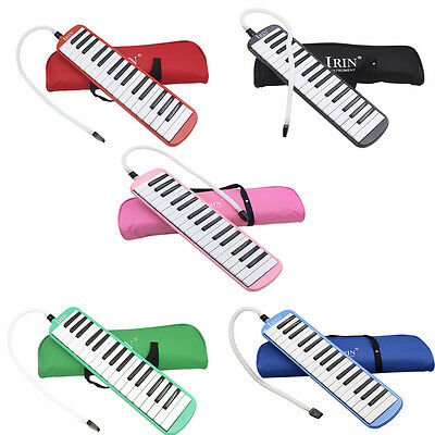 IRIN Multicolour 32 Key Melodica Pianica Musical Instrument for Beginner + Bag