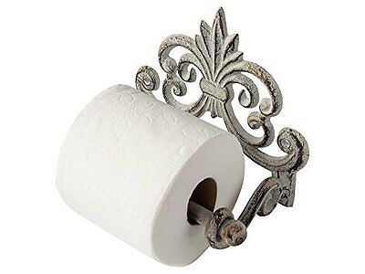 Cast Iron Toilet Paper Roll holder Cast Iron Wall Mounted Toilet Tissue Holder