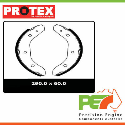 New *PROTEX* Brake Shoes - Front For TOYOTA TOYOACE LY31R 2D Truck 4X2.