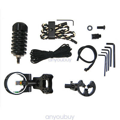 Archery Compound Upgrade Bow Combo Accessories Bow Kit Stabilizer Outdoor Sport