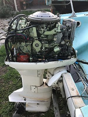 Evinrude 70hp Outboard Motor