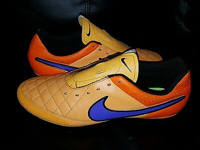 Nike tiempo football boots size 8.5
