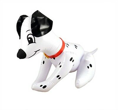 Dog Black And White Dalmation Pet Blow Up Animal Toy  Iflatable