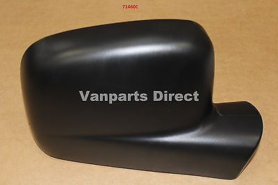 Vw T5 Transporter 2004-2009 Door Wing Mirror Cover Driver Right Side O/s
