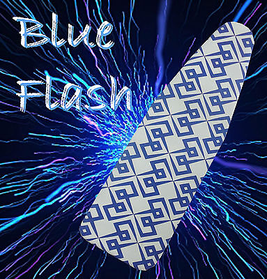"""NEW """"BLUE FLASH"""" Ironing Board Cover -  Perfect Gift!"""