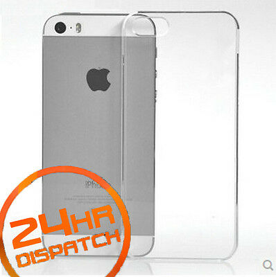 New Ultra Thin Silicone Gel Slim Rubber Case For Iphone5/5s {[ma117