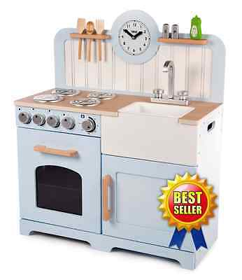 TIDLO COUNTRY PLAY KITCHEN - FREE Delivery Available