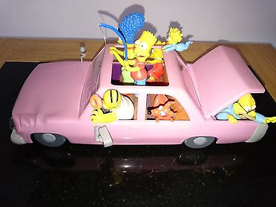 simpsons collectable car