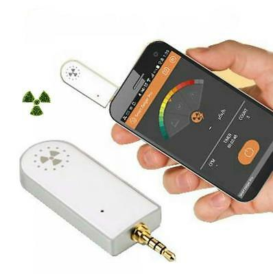 Smart Geiger Pro Nuclear Radiation Detector Counter SGP-001 for Smart Phone iOS