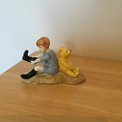 Royal Doulton Winnie the Pooh Figurine