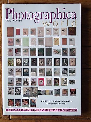 Photographica World magazine No.139 2012/01: Early Cut Film Cameras SEE INDEX