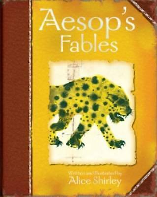 Aesop's Fables by Michael Foreman, Alice Shirley (Hardback, 2009)