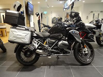 BMW R1200 GS TE Triple Black