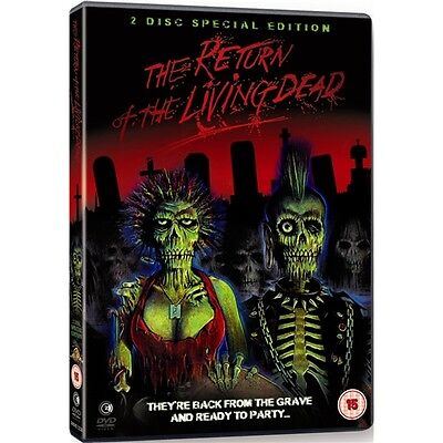 The Return Of The Living Dead : Special Edition (2 Discs) - New DVD