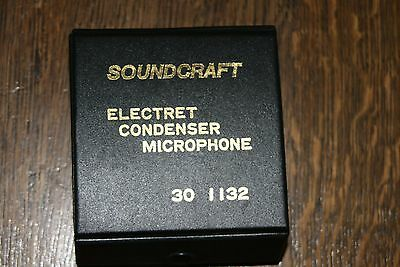 Soundcraft altes Ansteckmikrophone